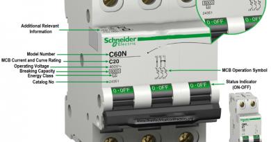 MCB Circuit Breaker R